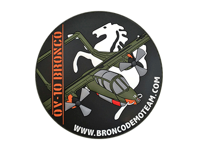 Bronco Demo Team