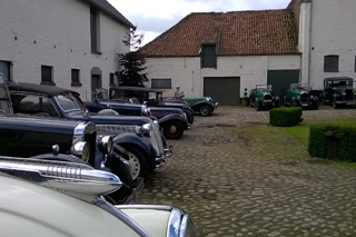 vintage cars mommaerts rally 14